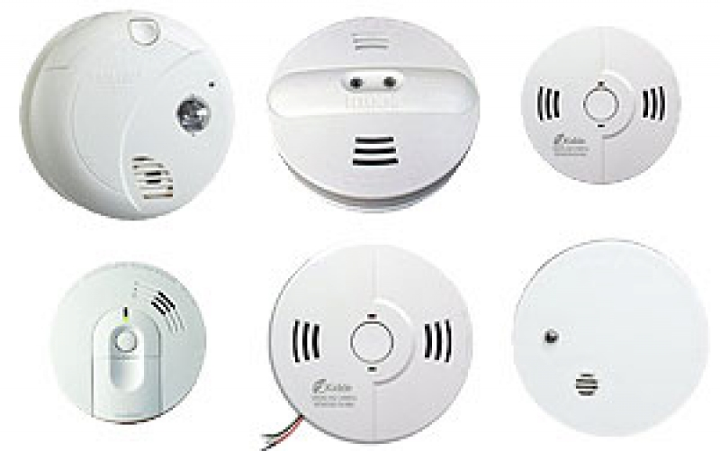 how to stop smoke detector from chirping